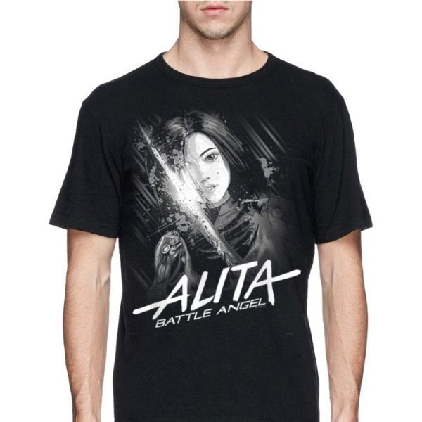 Alita Battle Angel shirt