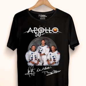 Apollo 11 50th Anniversary 1969 2019 Moon Landing Neil Armstrong shirt