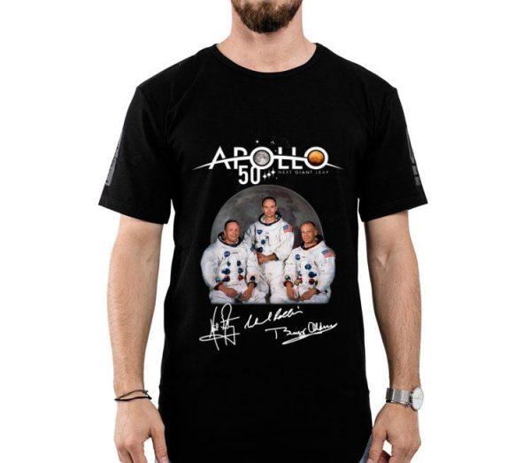 Apollo 11 50th Anniversary 1969 2019 Moon Landing Neil Armstrong shirt