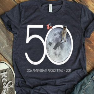 Apollo 11 Moon Landing 50th Anniversary 1969-2019 shirt