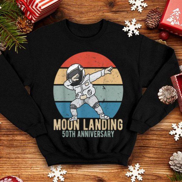 Dabbing Astronaut Moon Landing 50th Anniversary Apollo 11 shirt