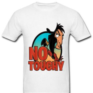 Disney Emperor's New Groove No Touchy Smirky Graphic shirt