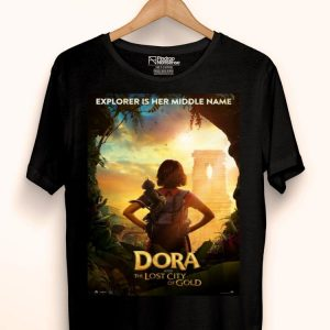 Dora And The Lost City Of Gold Explorer shirt