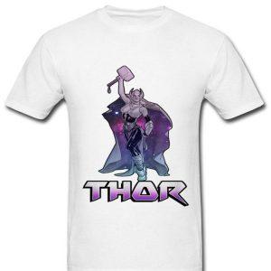 Female Thor Celestial Hammer In Air shirt