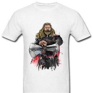 God Of Thunder Thor With Stormbreaker shirt