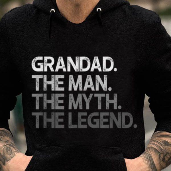 Grandad The Man The Myth The Legend Grandad Gift shirt