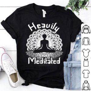 Heavily Meditated Yoga Spiritual Mandala shirt