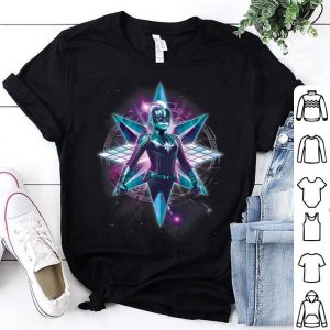 Kree Warrior in Space Captain Marvel shirt