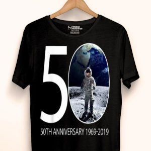 Moon Landing 50th Anniversary NASA Apollo 11 Space shirt