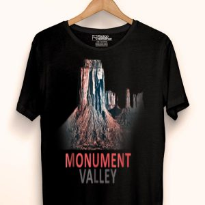Natural Wonders Of The World Monument Valley shirt