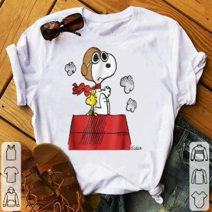 Snoopy Peanuts Flying Ace sweater