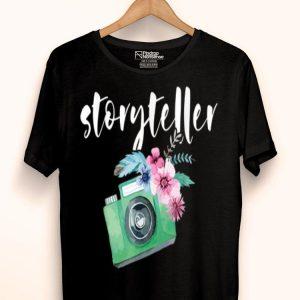 Storyteller Camera Photography Photographer shirt