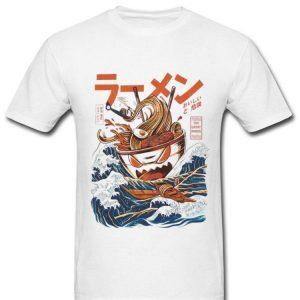 The Great Ramen Off Kanagawa Ramen Monster shirt