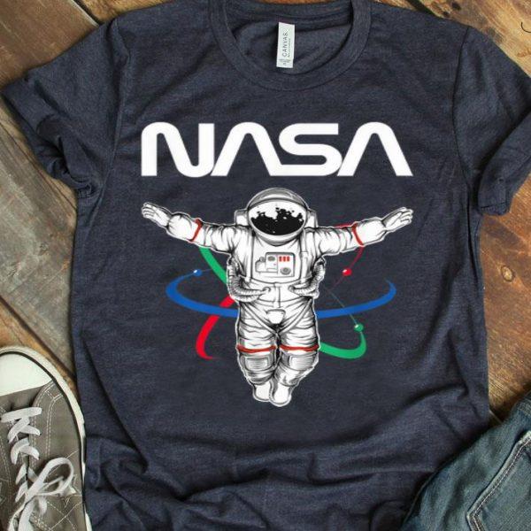 The Official Astronaut NASA Worm Apollo 11 shirt