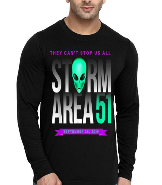 They Cant Stop Us All Storm Area 51 shirt