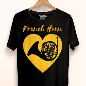 Vintage French Horn French Horn Player shirt