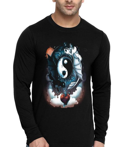 Ying Yang Dragons Training Dragon shirt