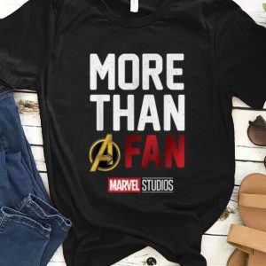 Awesome Avengers More Than A Fan Marvel Studio shirt