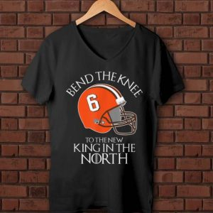 Awesome Bend The Knee To The New King In The North shirt
