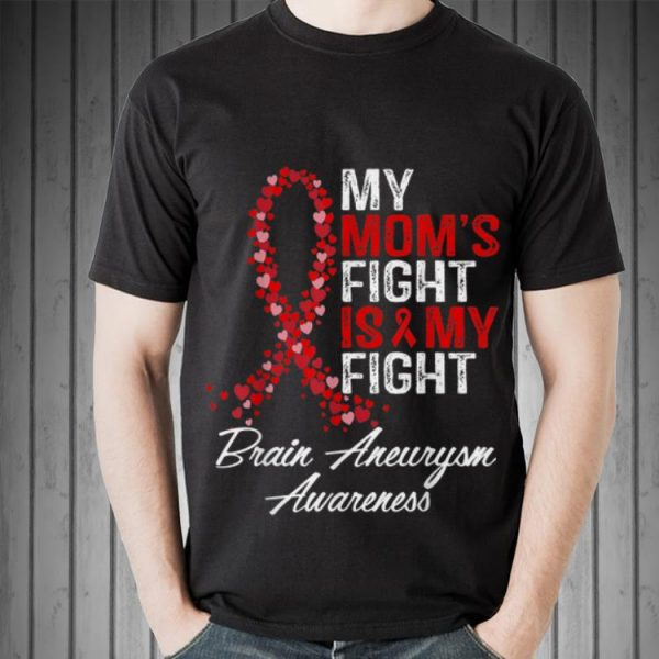 Awesome Brain Aneurysm Awareness My Mom's Fight Is My Fight shirt