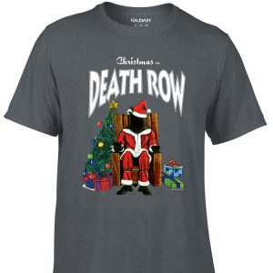 Awesome Death Row Records Christmas shirt
