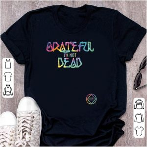 Awesome Narcotics Anonymous Grateful I'm Not Dead shirt