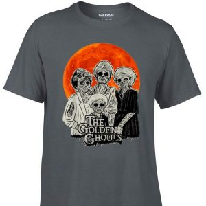 Awesome Sunset The Golden Ghouls shirt