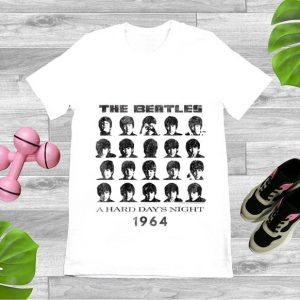 Awesome The Beatle A hard Day's night 1964 shirt