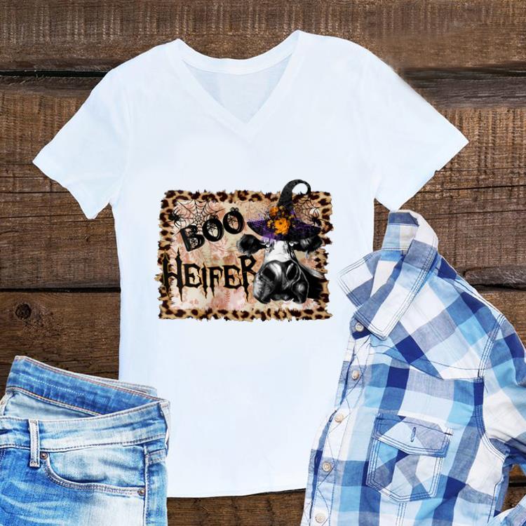 Boo Heifer Witch Halloween shirt 1 - Boo Heifer Witch Halloween shirt