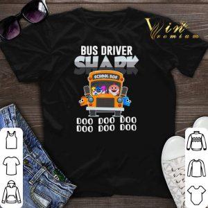 Bus Driver Shark Doo Doo Doo shirt sweater