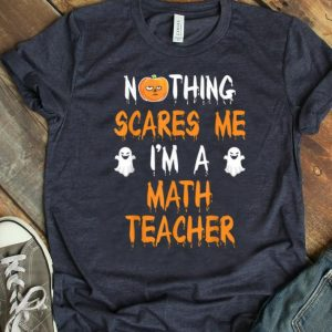 Funny Math Teacher Halloween Costume Gift shirt