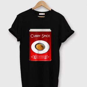 Hot Curry Spice Costume Lazy Halloween Costume shirt