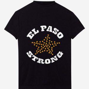 Hot El Paso Strong Star shirt