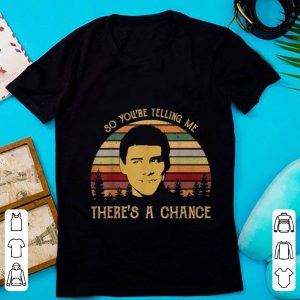 Hot Jim Carrey So You're Telling Me There's a Chance Vintage shirt