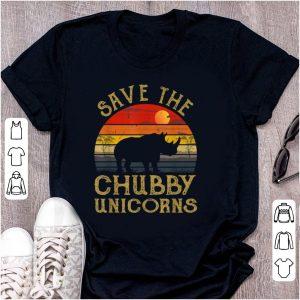 Hot Save The Chubby Unicorns Vintage Africa shirt