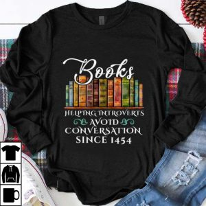 Hot Since 1454 Books Helping Introverts Avoid Conversation