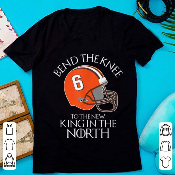 Nice Bend The Knee To The New King In The North shirt