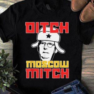 Nice Ditch Noscow Mitch Senator Mcconnell shirt