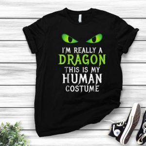 Nice Funny Scary Dragon Costume Halloween For Women Men Boy