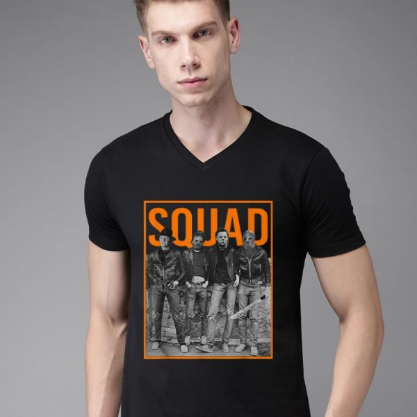 Nice Jason Squad Halloween Horror Halloween shirt