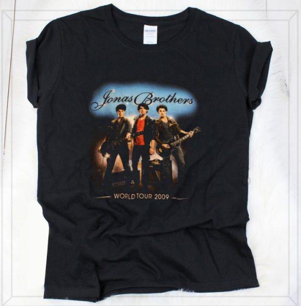 Nice Jonas Brothers shirt
