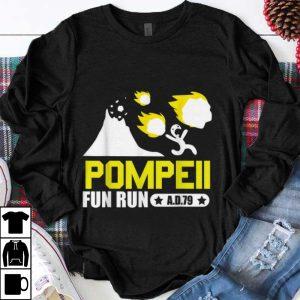 Nice Pompeii Fun Run AD79 shirt