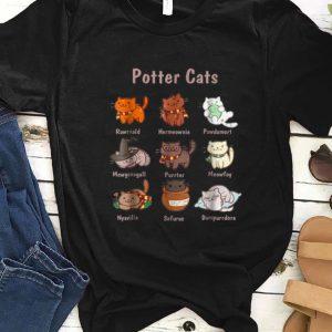 Nice Potter Cat shirt