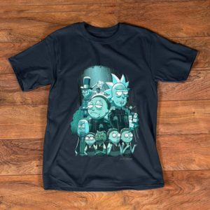 Nice Rick and Morty Tales From The Citadel shirt