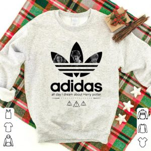 Official Adidas All Day I Dream About Harry Potter shirt