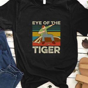 Official Dean Winchester Eye Of The Tiger vintage shirt