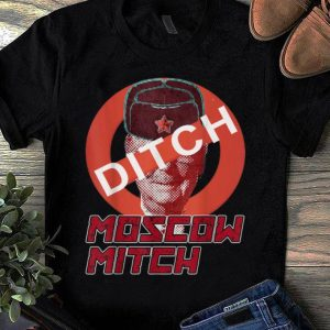 Official Ditch Moscow Mitch McConnell shirt