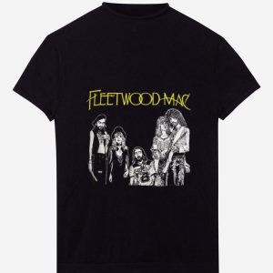 Official Industrial Designer Fleetwood Mac shirt