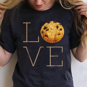 Official Love Chocolate Chip Cookies shirt