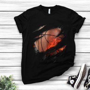 Original Basketball inside me shirt